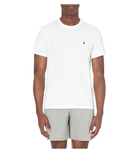 RALPH LAUREN Classic t-shirt (White