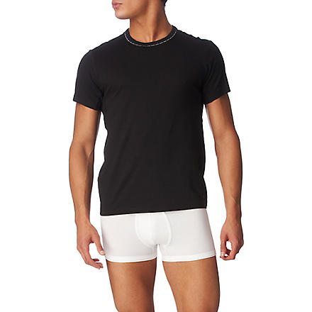CALVIN KLEIN Lounge t–shirt (Black