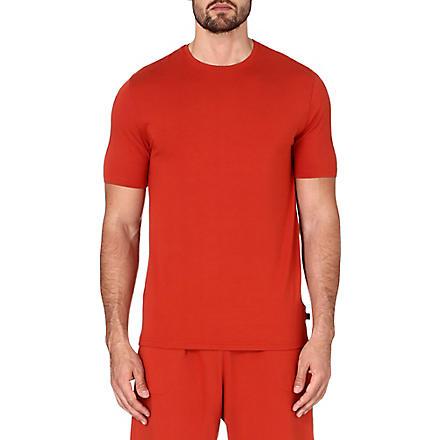 DEREK ROSE Basel jersey t-shirt (Paprika