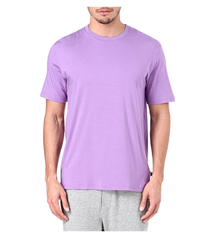 DEREK ROSE Basel jersey t-shirt (Lilac