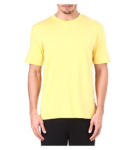 DEREK ROSE Basel jersey t-shirt (Yellow