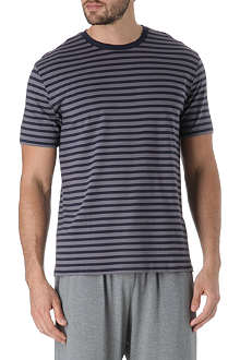 NATURALLY Dylan striped jersey t-shirt