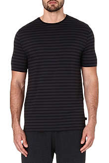 DEREK ROSE Dylan striped t-shirt