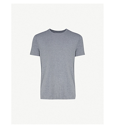 DEREK ROSE Basel t-shirt (Charcoal