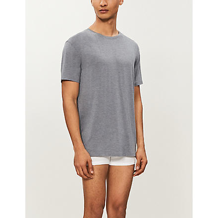 NATURALLY Basel t-shirt (Charcoal