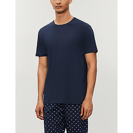 NATURALLY Basel t–shirt (Blue