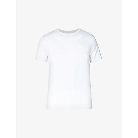 DEREK ROSE Basel t–shirt (White