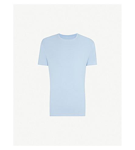 DEREK ROSE Basel jersey t-shirt (French+blue
