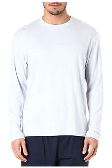 NATURALLY Basel jersey long-sleeved t-shirt