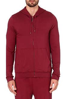 DEREK ROSE Basel jersey hoody