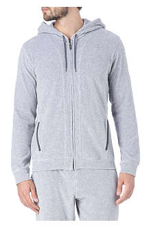 NATURALLY Nico velour hoody
