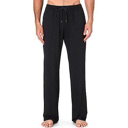 DEREK ROSE Marlowe trousers (Anthracite