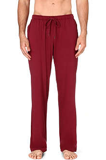 DEREK ROSE Basel jersey trousers