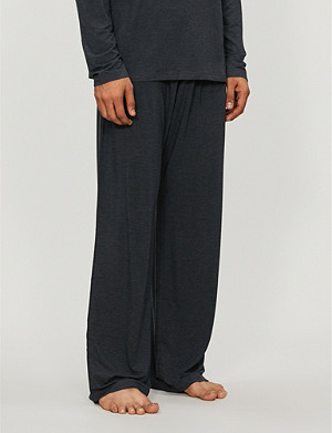 DEREK ROSE Marlowe stretch-jersey pyjama bottoms