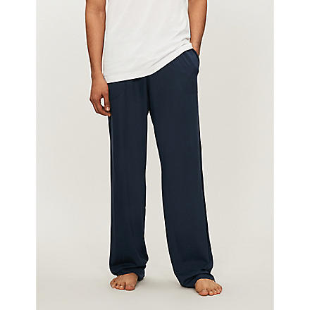 NATURALLY Basel casual trousers (Blue