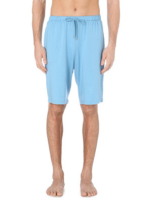 DEREK ROSE Basel stretch-jersey shorts