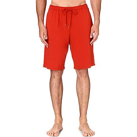 DEREK ROSE Basel jersey shorts (Paprika