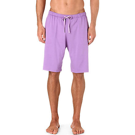 NATURALLY Basel shorts (Lilac
