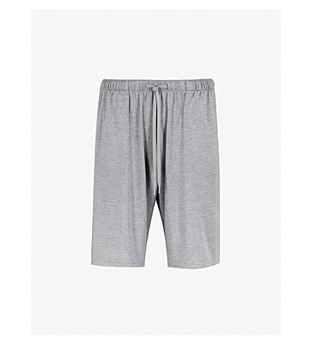 DEREK ROSE Marlowe shorts (Charcoal