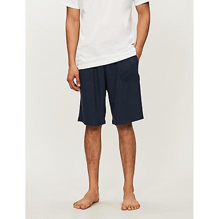 DEREK ROSE Basel jersey shorts (Blue