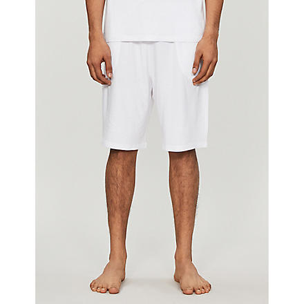 NATURALLY Basel shorts (White