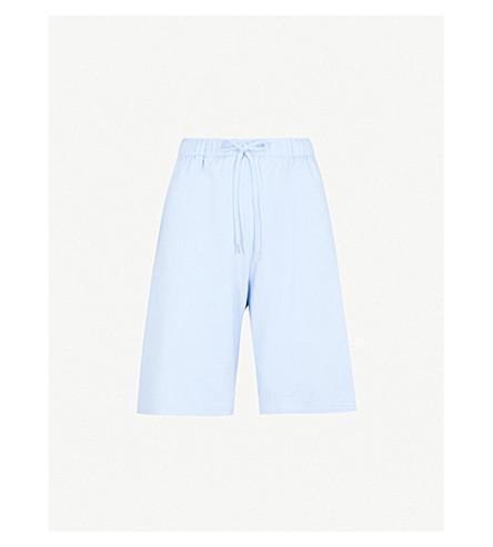 DEREK ROSE Basel shorts (French+blue