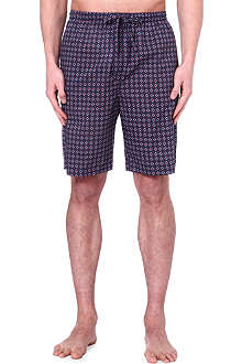 DEREK ROSE Nelson printed loungewear shorts