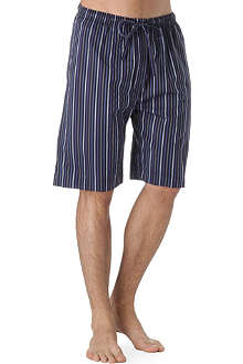 NATURALLY Vincent striped pyjama shorts