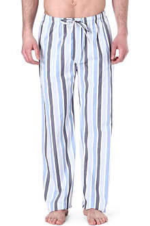 NATURALLY Nautical pyjama bottoms