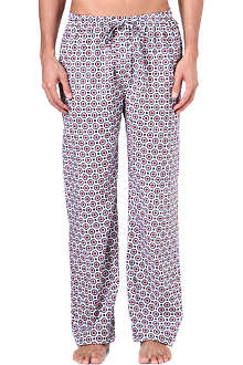 NATURALLY Star floral pyjama bottoms