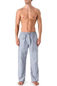 NATURALLY Portofino striped pyjama bottoms