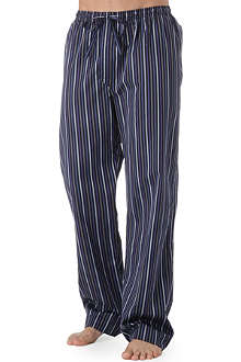 NATURALLY Vincent striped pyjama bottoms