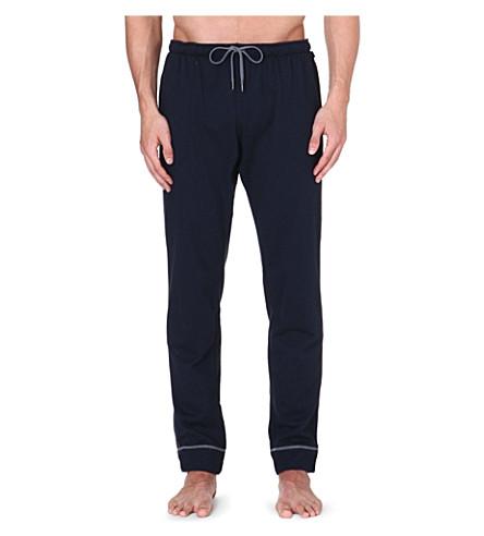 DEREK ROSE Barny leisure trousers (Navy