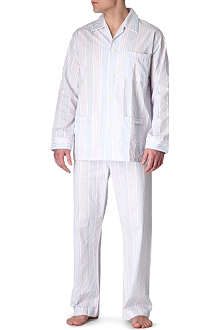 DEREK ROSE Striped pyjamas