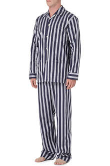 DEREK ROSE Royal navy pyjamas