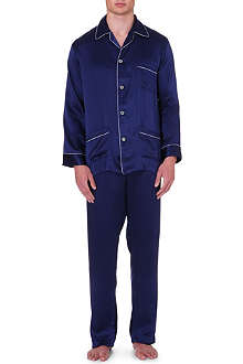 DEREK ROSE Silk pyjamas