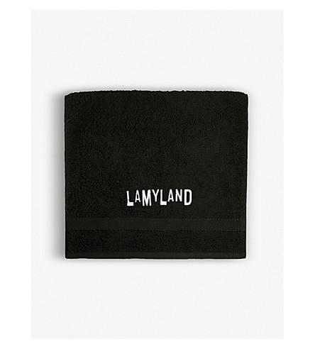 LAMY LAND Logo cotton gym towel