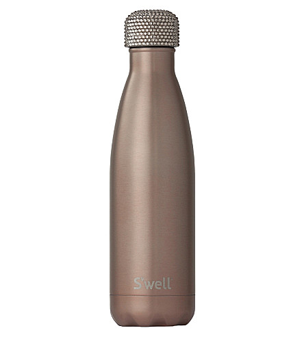 SWELL Grace Radiance Swarovski-embellished water bottle 500ml
