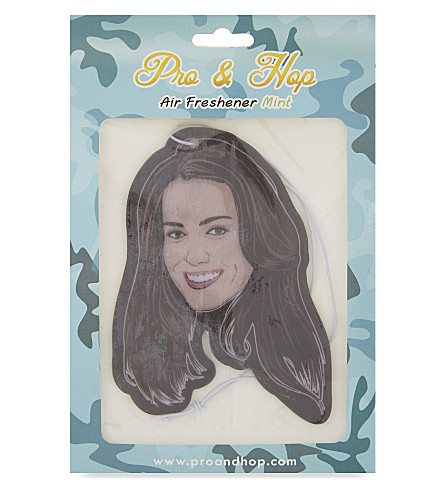 PRO & HOP Princess Kate air freshener