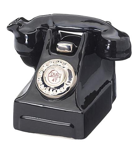 卡特陶瓷电话茶壶