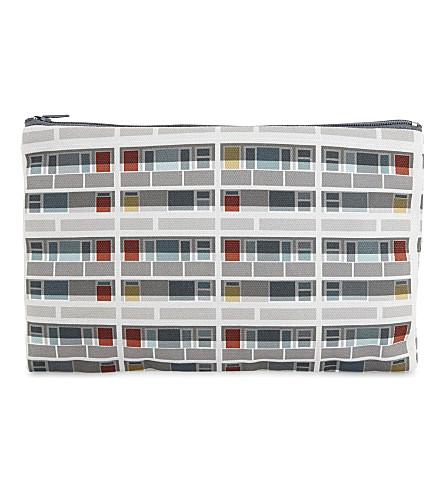 OSCAR FRANCIS Southwark cotton pencil case
