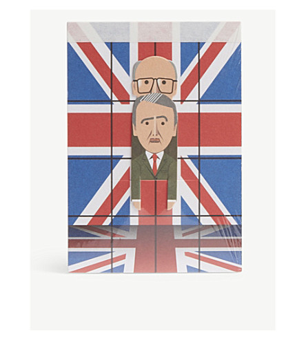 TURNAROUND PUBLISHING Gilbert and George pocket-sized notebook