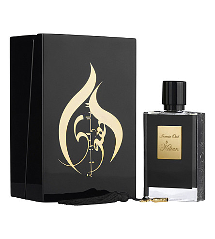 KILIAN Incense Oud Eau de Parfum refillable spray 50ml