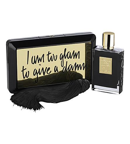 KILIAN Voulez-Vous Coucher Avec Moi Refillable eau de parfum & case 50ml