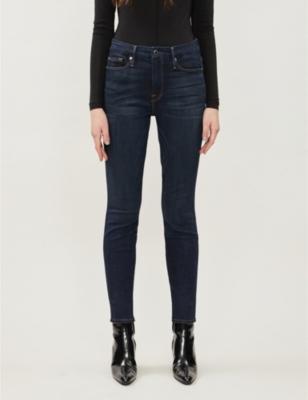 Good Legs stretch-denim jeans