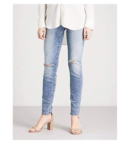 GOOD AMERICAN Good Legs slim-fit skinny jeans (Blue129