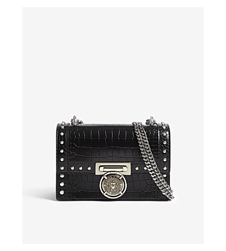 BALMAIN Bbox 20 shoulder bag (Black