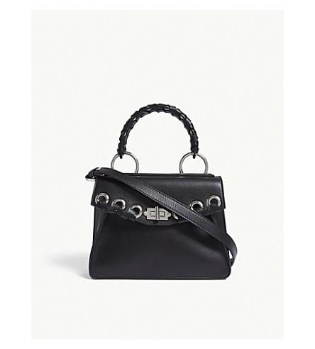 PROENZA SCHOULER Hava small leather cross-body bag (Black