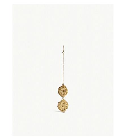 ALIGHIERI Night by night earring (Gold