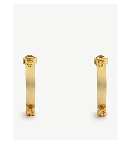 ANNELISE MICHELSON Alpha earrings mini